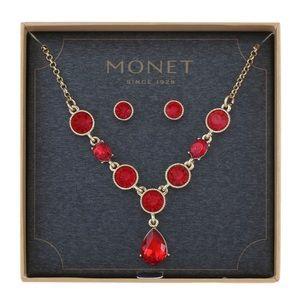 Monet 2 Piece Jewelry Set